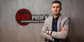 The franchise of a Federal network of manufacturing car mats EVA PROFY